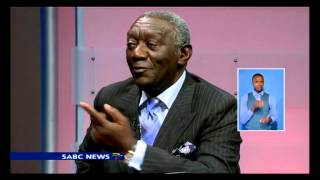 Former President Kufuor leads AU observer team to SA elections