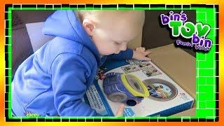 Training Potty In the House!! 4.19.2016   BinsToyBin Daily Vlogs