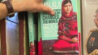 Pakistanis react after Malala wins Nobel Peace Prize