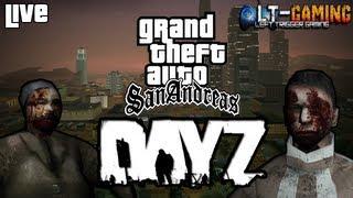 Grand Theft Auto: San Andreas - DayZ (MTA:SA) Live