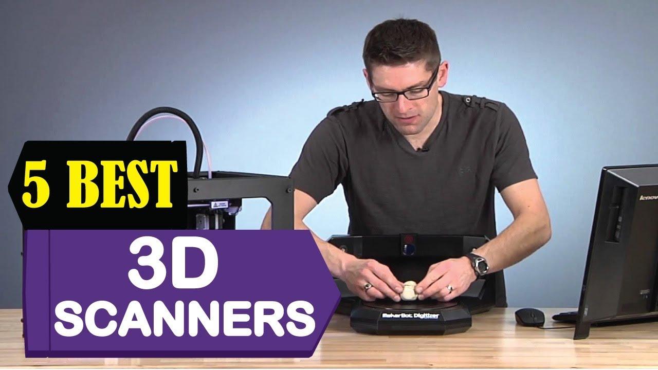 5 Best 3D Scanners 2018   Best 3D Scanner Reviews   Top 5 3D Scanner