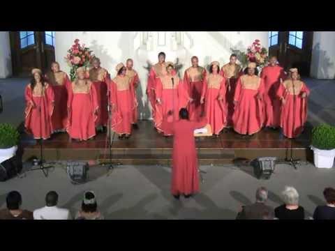 MUSSUNGEDI, Afro-Gospel BONA DEUS Berlin, Französischer Dom, 01.06.13