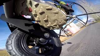 BOOYAAA!! 2018 Paramotor Air Trike!! Powered Paragliding Extreme Rush Flying Fun Awesomeness!!