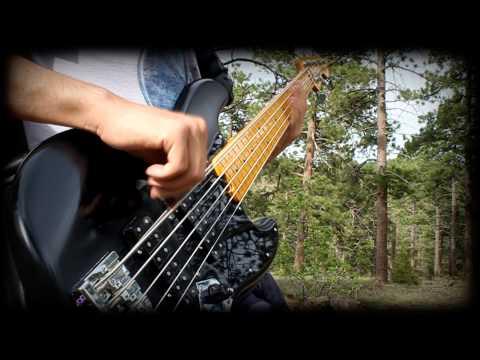 Allegaeon Dyson Sphere Bass Play Through