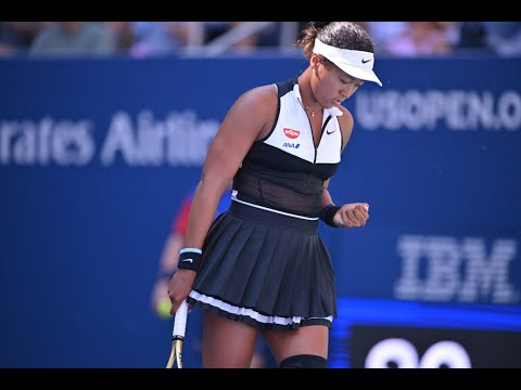 Naomi Osaka Vs Coco Gauff | US Open 2019 R3 Highlights