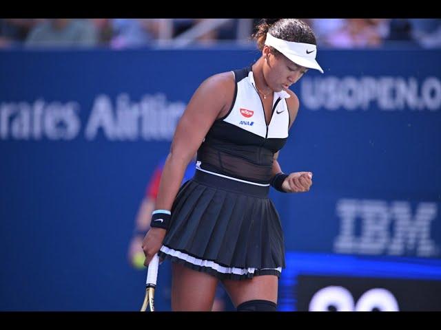 Naomi Osaka vs. Coco Gauff   US Open 2019 R3 Highlights