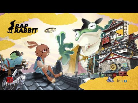Introducing Project Rap Rabbit