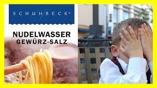 Really? Nudelwasser Gewürzsalz | Würzige Ansage an Alfons Schuhbeck #schwarzsehen