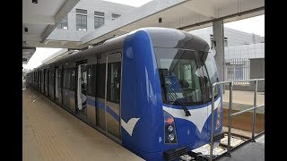 Abuja Light Rail Line: West Africa's First Light Train 2018