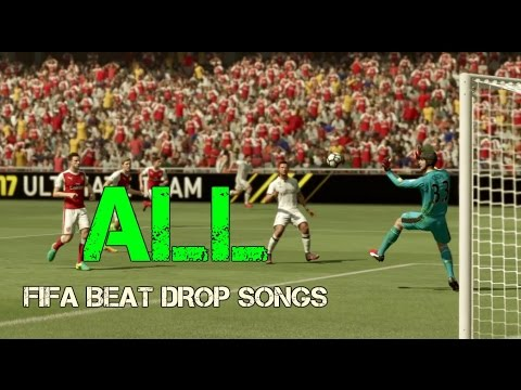BEST FIFA BEAT DROP SONGS USED BY FIFA YOUTUBERS