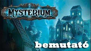 Mysterium - társasjáték bemutató