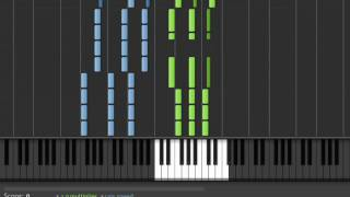 Green Day - 21 Guns Piano Tutorial