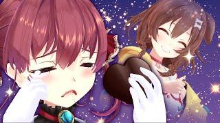 Valentine【hololive/宝鐘マリン・戌神ころね】