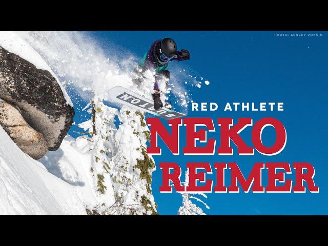 Neko Reimer: RED Athlete Spotlight