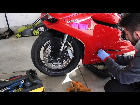 How To Winterize And Store Your Motorcycle!