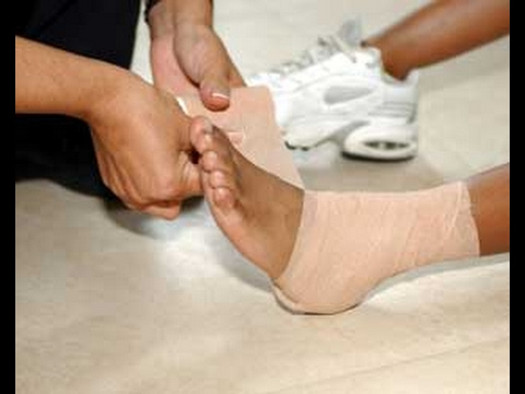 Physical Therapy Modalities for Ankle Sprain