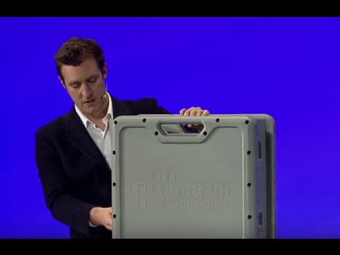 AWS Snowball | Introducing a new 80TB appliance and four new regions