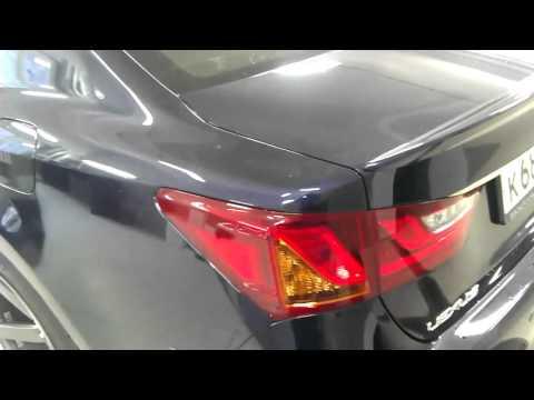 Lexus GS - Спойлер на крышку багажника