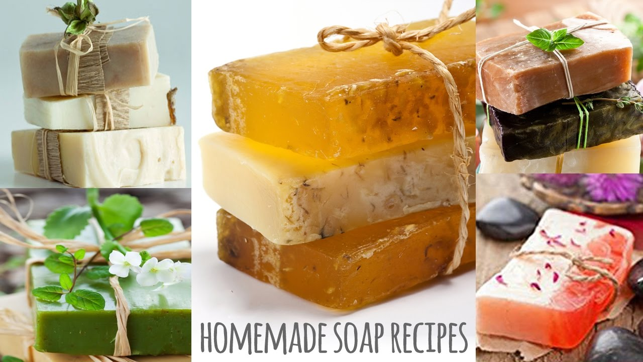How to make homemade soap 39