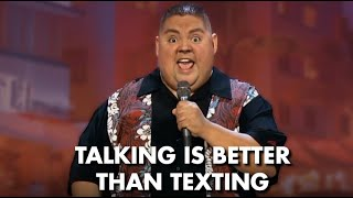 Talking Is Better Than Texting | Gabriel Iglesias