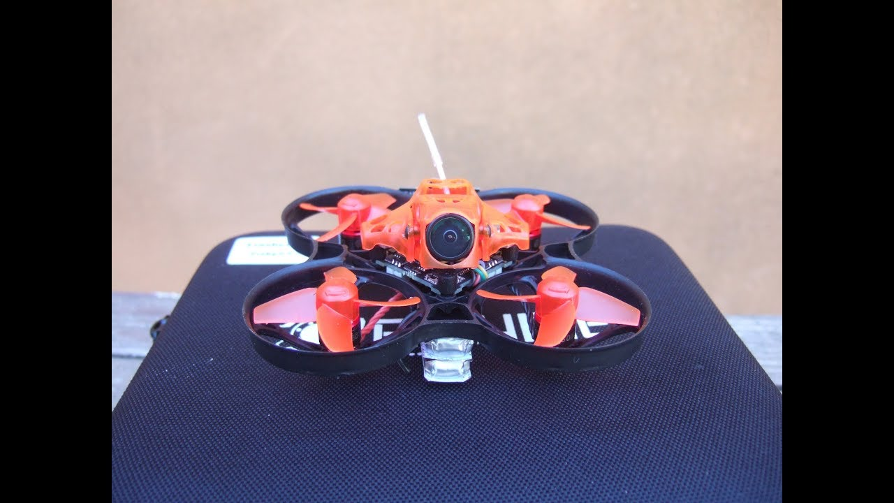 Eachine Trashcan Review and Flight Test 2019 | Drones-Pro