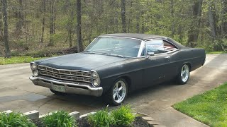 1967 Ford Galaxie cruise. Thinking about selling it!