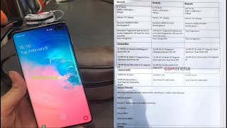 Galaxy S10 ALL SPEC LEAKS!