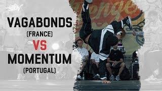 Vagabonds vs Momentum - Grupa B na Warsaw Challenge 2018