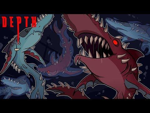 SWARM OF CLONES!!   Depth: Goblin Shark (w/ Ohmwrecker)