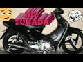 Como rebaixar moto Biz 125 cc 2014 (ou qualquer outra moto) HD