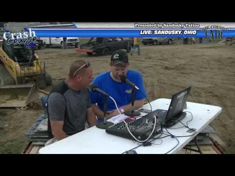 Crash Course Live ..::.. Erie County Fair (Sandusky, Ohio)