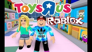 WE OPEN A TOY SHOP 🛒 ROBLOX TOYS