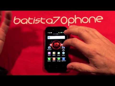 Video Recensione LG Optimus Sol by batista70phone