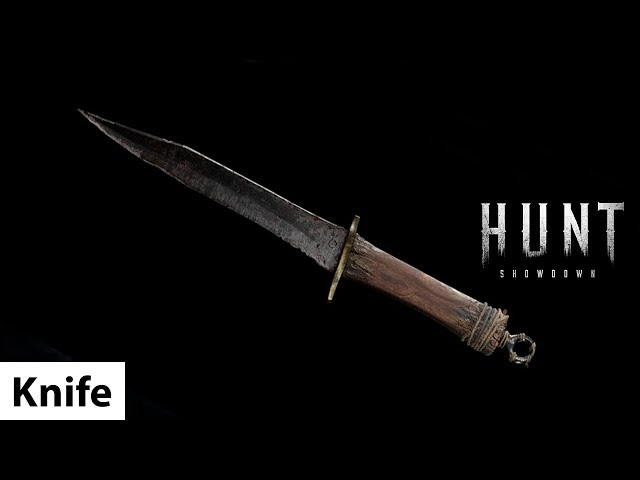 Knife | Hunt: Showdown