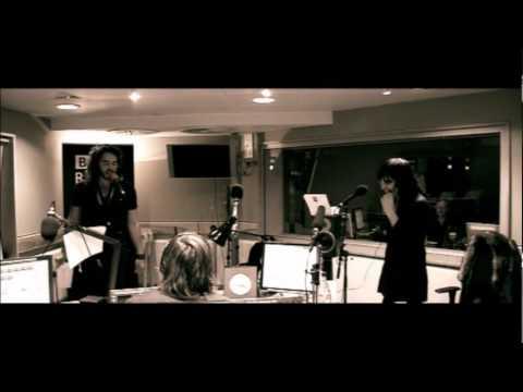 Russell Brand and Noel Fielding Radio 2
