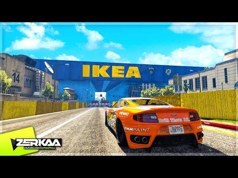 IKEA IN GTA 5! (GTA 5)