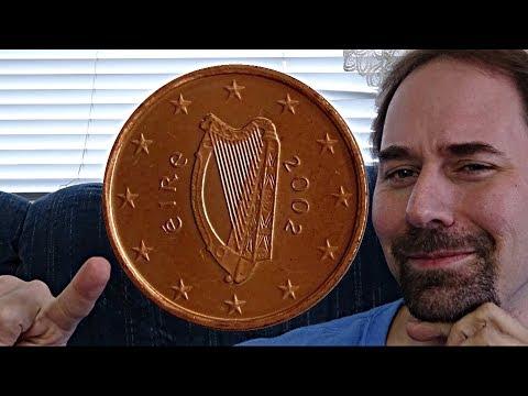 Ireland 1 Euro Cent 2002 Coin
