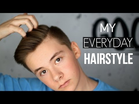 My Everyday Hair Routine