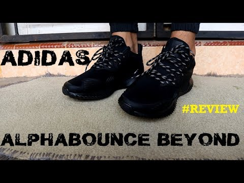 ADIDAS ALPHABOUNCE BEYOND 2018 Review And On Feet (Bahasa Indonesia)