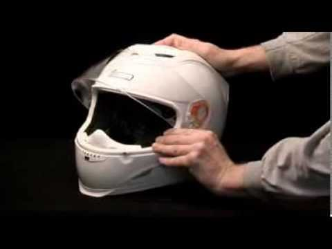 58e36fb3 Icon Helmet Shield & Visor Change Tutorial - Jafrum.com - YouTube
