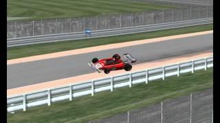 Mod 1973 race Nurburgring Nordschleife CREW F1 Seven Mont Tr Formula 1 GP Race sign erso un