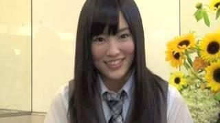 NMB48キャプテン山本彩からのメッセージムービー。 大阪発のアイドルグループNMB48のYouTube公式スタート! 国内をはじめ世界中のファンにNMB48の...