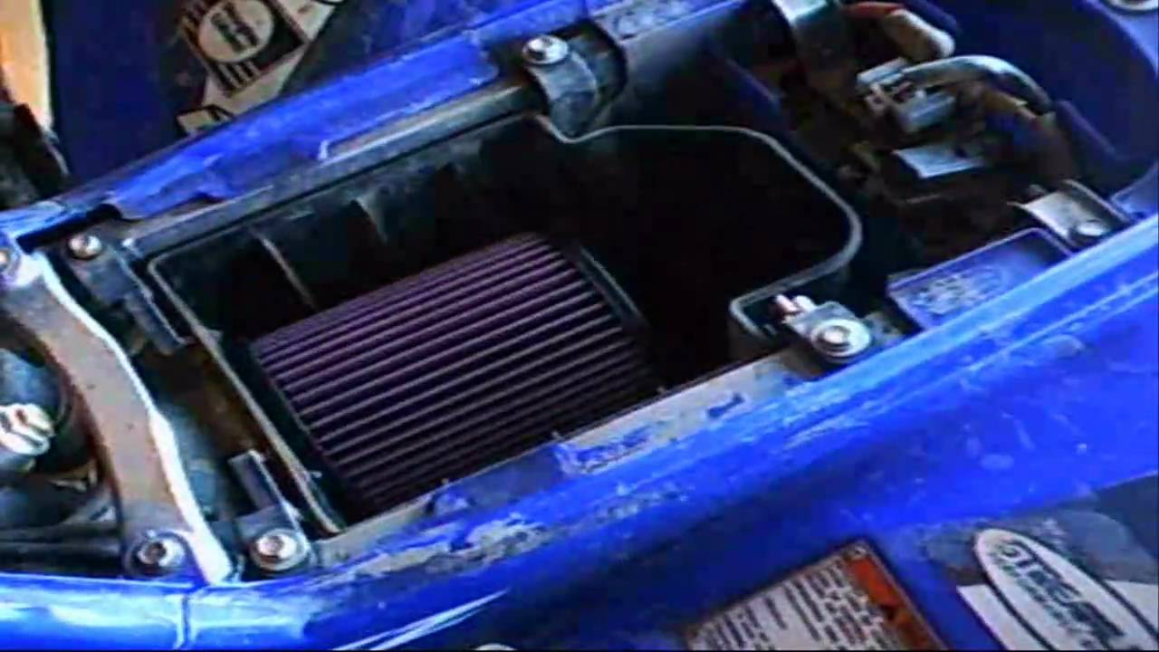 Yamaha Warrior  Air Filter