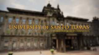 UST - Student Life (A Thomasian's Journey)