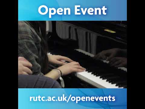 Final Open Event of the Academic Year: 27 March 2018