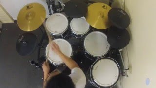 Gambar cover Netral - Cinta Gila (drum cover) by Budi Fang