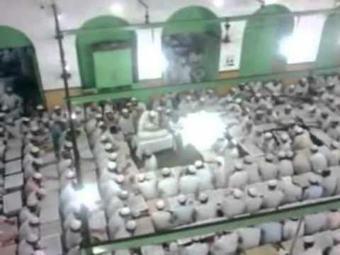 An amazing view of Darul hadith of Darul Uloom Deoband. Ibarat by Mufti Yasir Nadeem