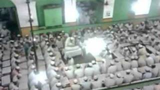 An amazing view of Darul hadith of Darul Uloom Deoband. Ibarat by Mufti Yasir Nadeem