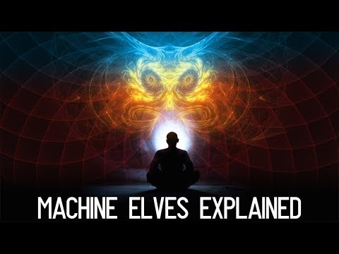 Who / what are machine elves? I can explain