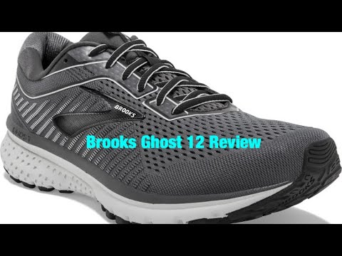 Brooks Ghost 12 Vs Ghost 11 Shoe Review